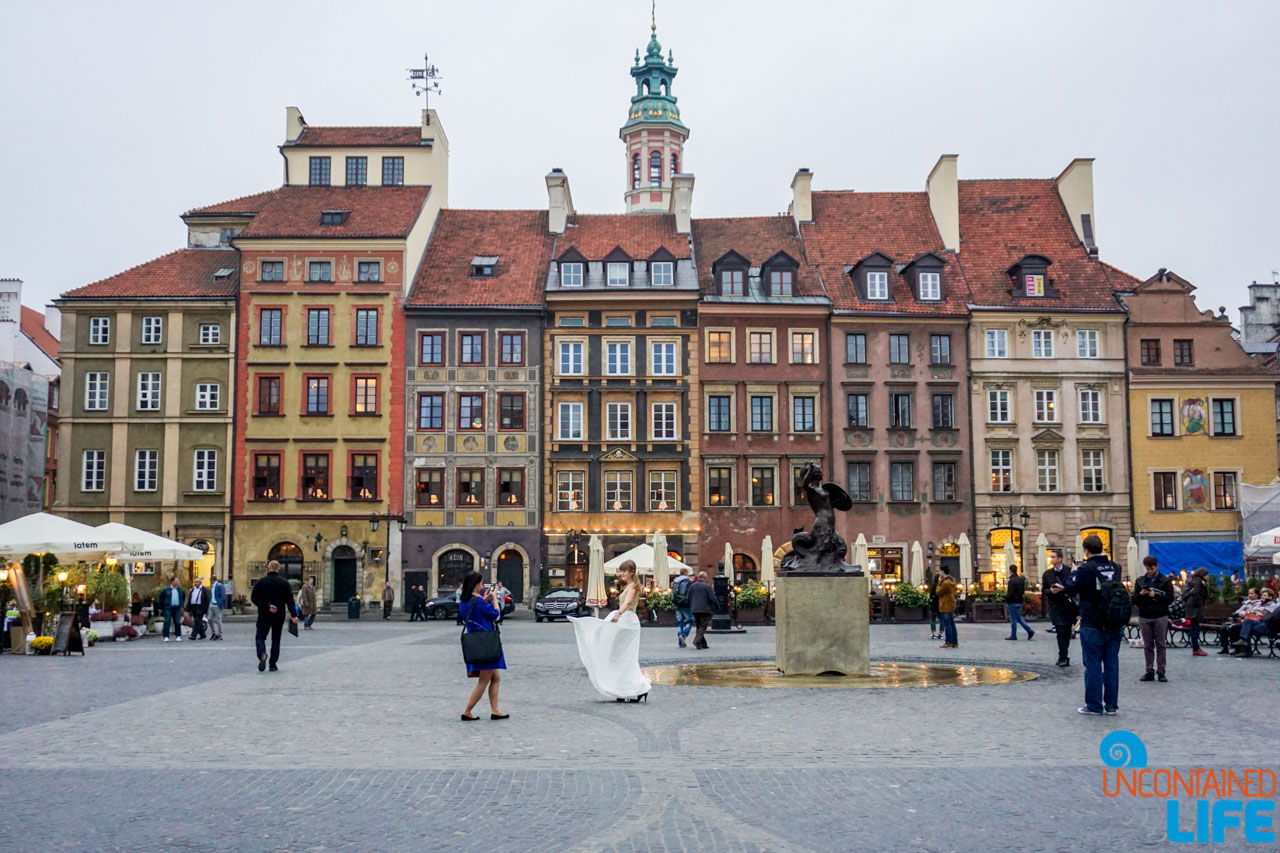 Bride, Things to do in Warsaw, Poland, Uncontained Life