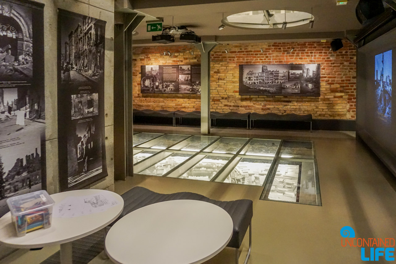 Historical Museum of Warsaw, Things to do in Warsaw, Poland, Uncontained Life