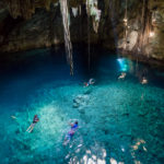 Yucatan cenotes, Merida, Mexico, Uncontained Life