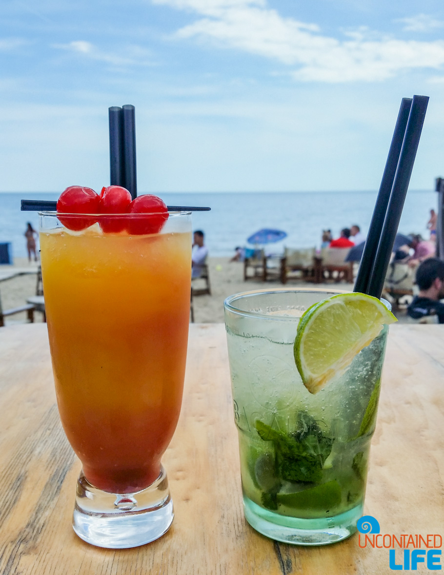 Cocktails, Visit Varna, Bulgaria, Uncontained Life