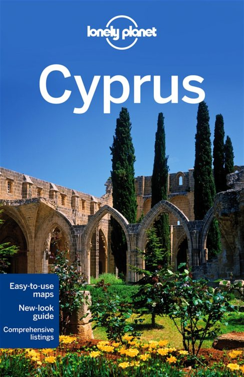 Lonely Planet, Cyprus, Uncontained Life, Travel Guide