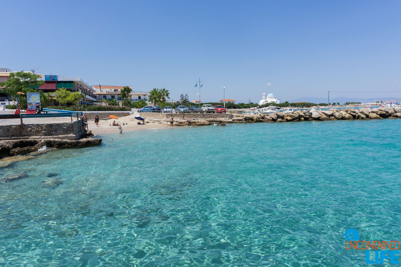 Visit Agistri, Greece, Uncontained Life