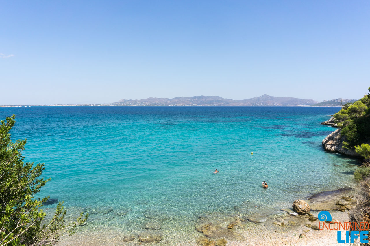 Island, Visit Agistri, Greece, Uncontained Life