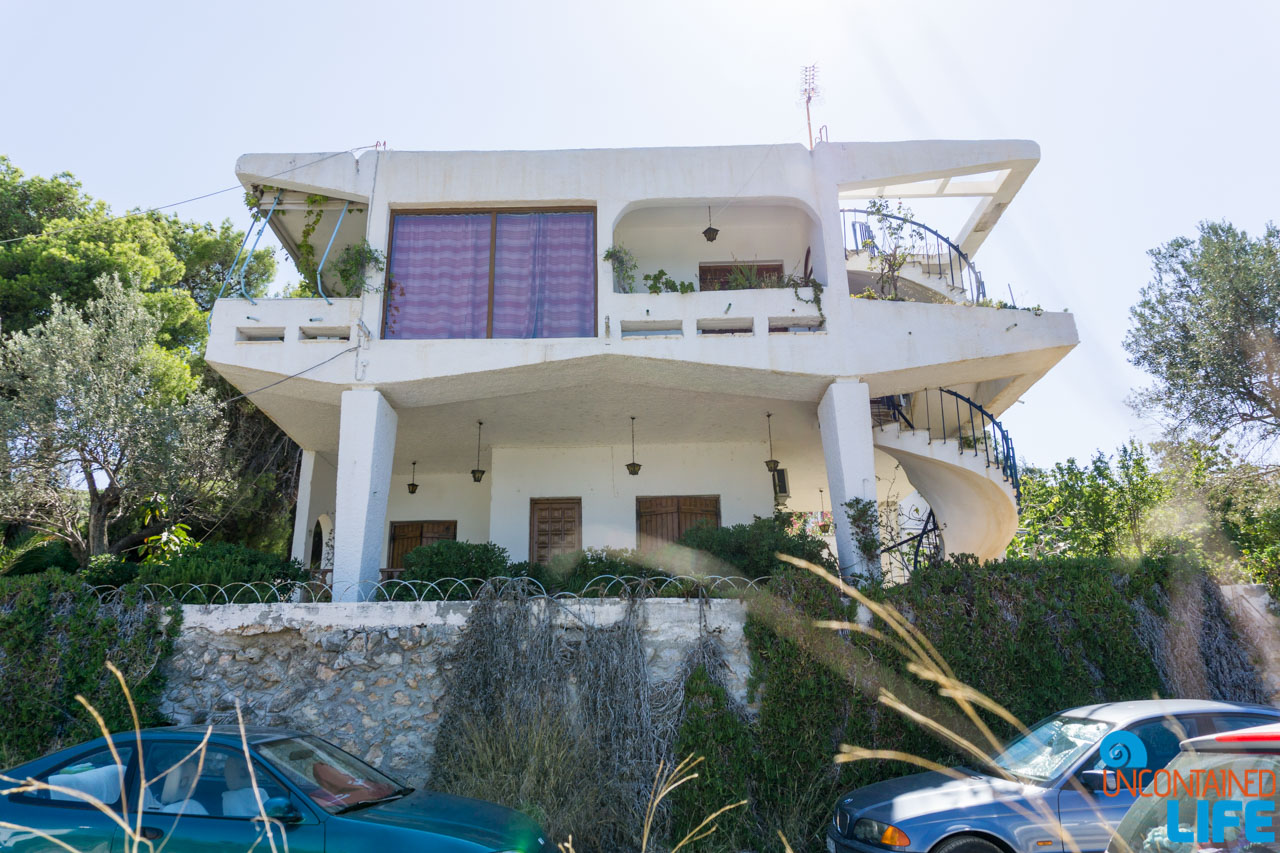 Accomodations, Airbnb, Visit Agistri, Greece, Uncontained Life