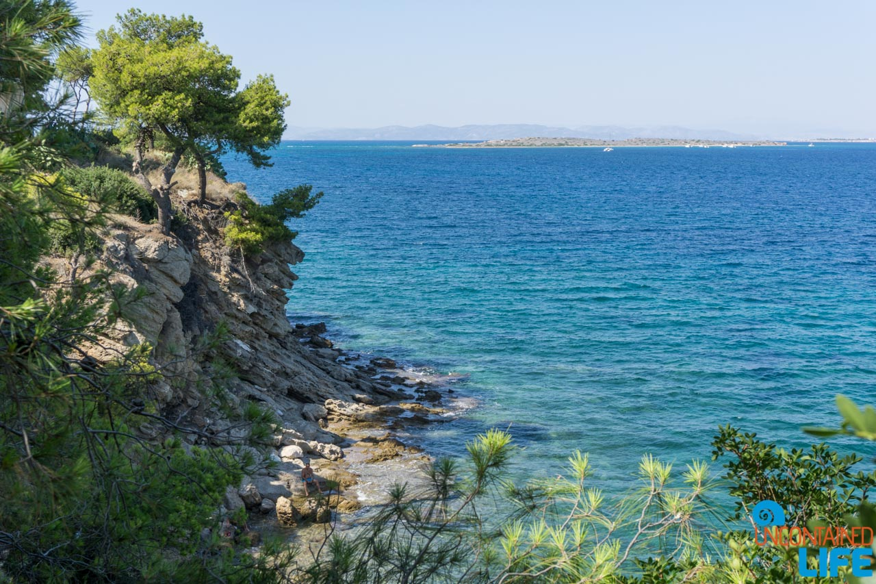 View, Visit Agistri, Greece, Uncontained Life