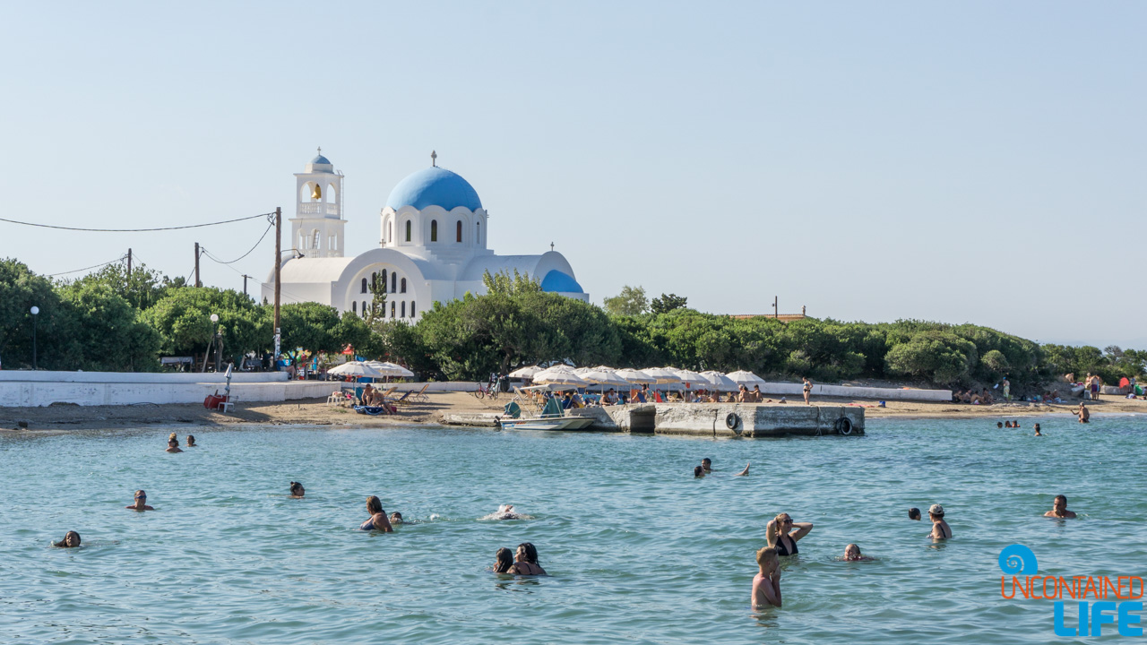 Swimming, Visit Agistri, Greece, Uncontained Life