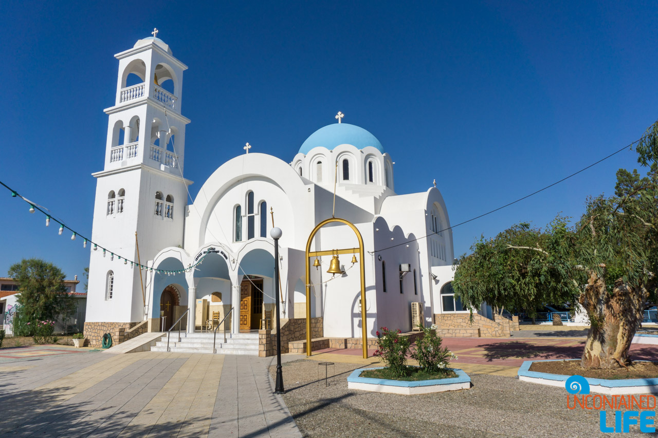 Church, Visit Agistri, Greece, Uncontained Life