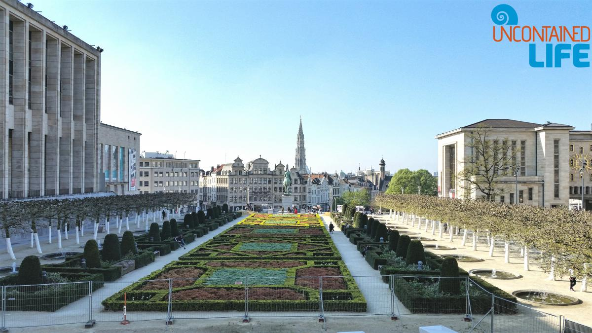 Brussels, Belgium, Year of Travel, Uncontained Life