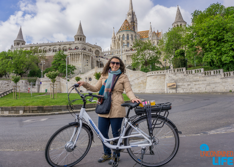 ebike Tour, Budapest, Hungary, Year of Travel, Uncontained Life
