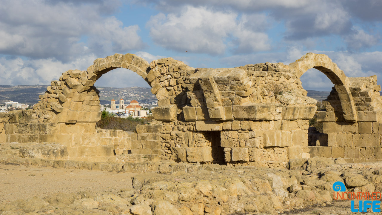 Paphos, Cyprus, Year of Travel, Uncontained Life