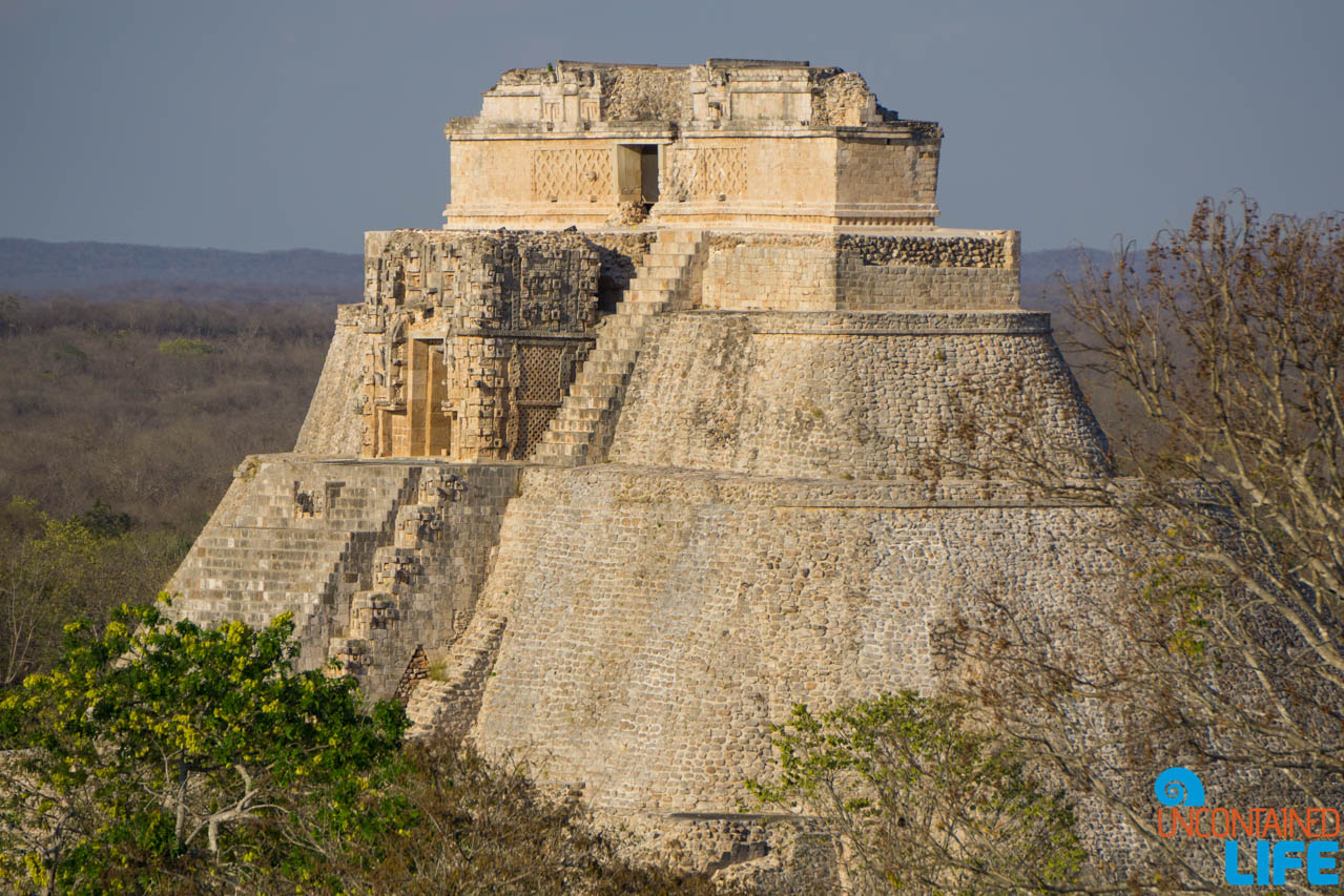 Pyramid, Mexico, Year of Travel, Uncontained Life