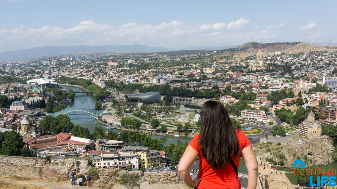 Tbilisi, Georgia, Year of Travel, Uncontained Life