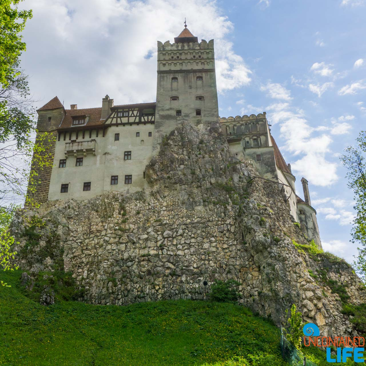 Bran, Castle, Road Trip through Transylvania, Romania, Uncontained Life