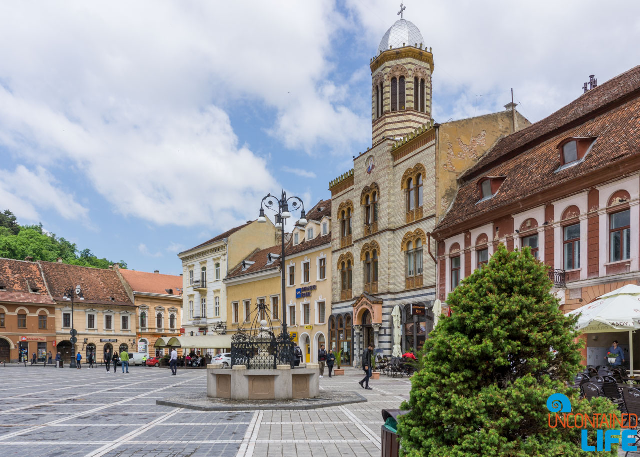 Brasov, Road Trip through Transylvania, Romania, Uncontained Life