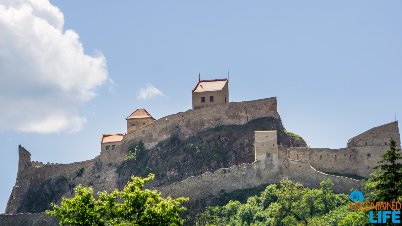 Fortress, Road Trip through Transylvania, Romania, Uncontained Life