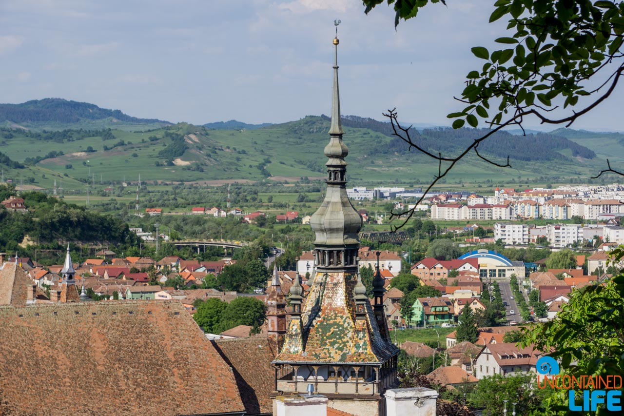 Sighisoara, Road Trip through Transylvania, Romania, Uncontained Life