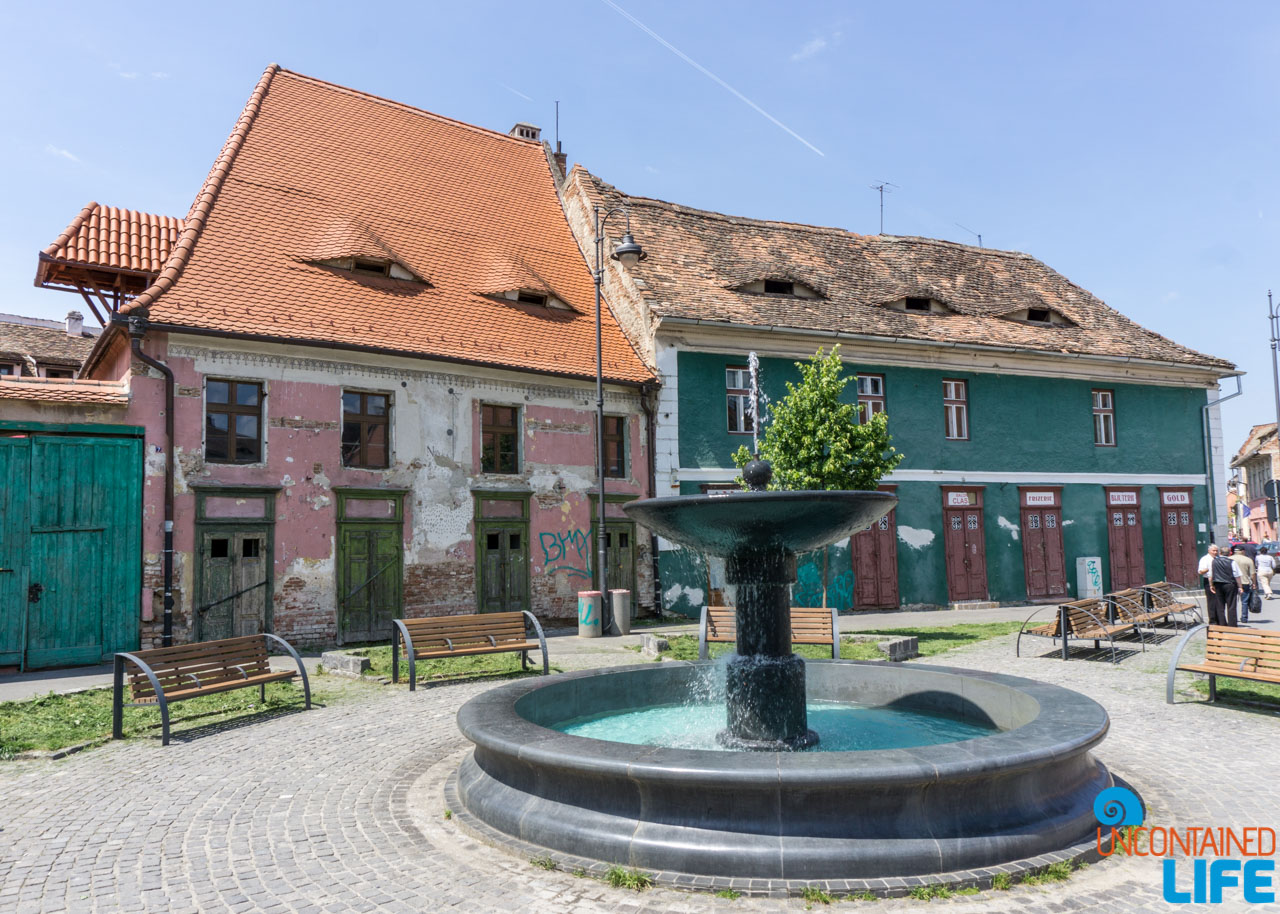 Sibiu, Road Trip through Transylvania, Romania, Uncontained Life